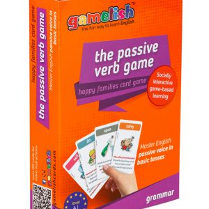 the passive verb game new edition