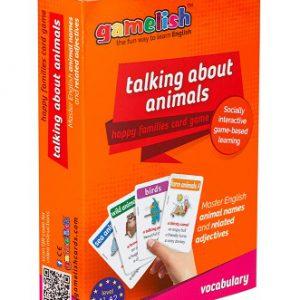 מדבריים על חיות בקופסה חדשה