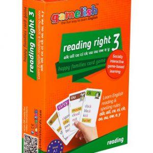 קוראים נכון 3 בקופסה חדשה