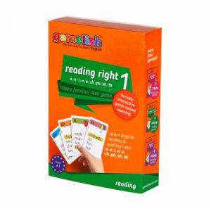 קוראים נכון 1 לומדים לקרוא נכון באנגלית